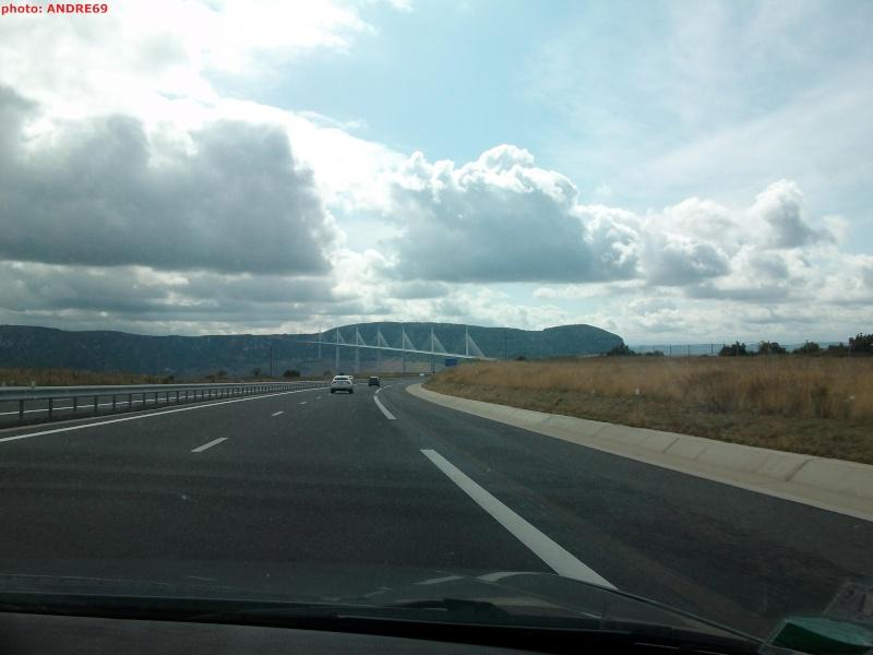 Passage du Viaduc De Millau Imgp0317