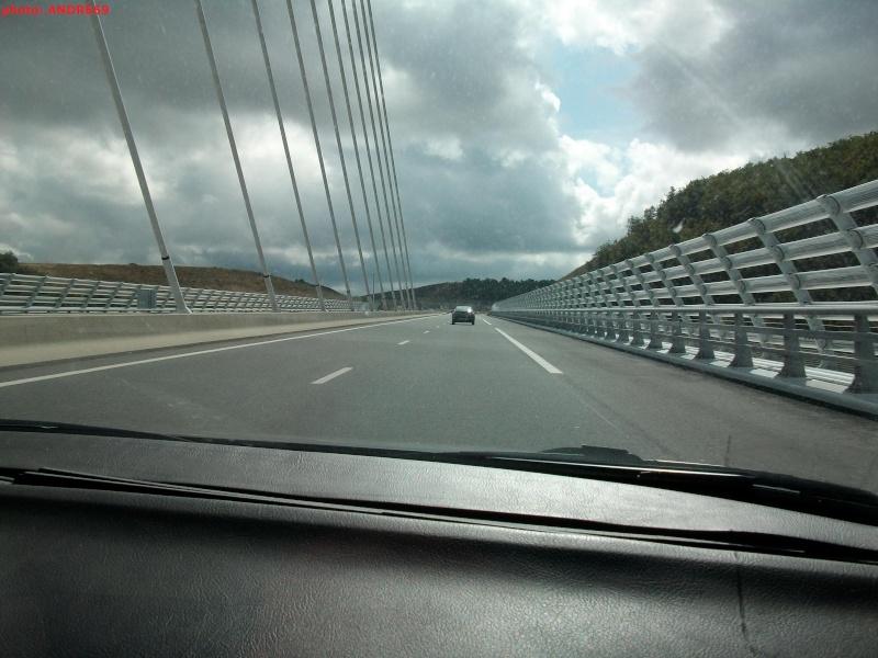 Passage du Viaduc De Millau Imgp0323