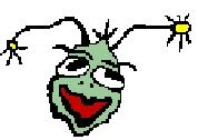 Susan's great sense of humor Bug10