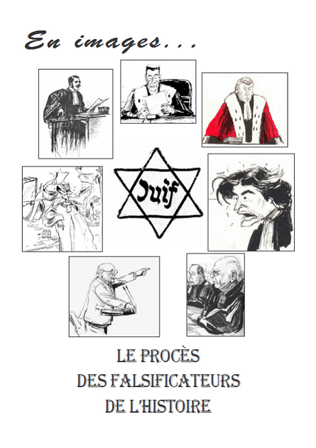 BD : Le procès des falsificateurs de l'Histoire. B9010