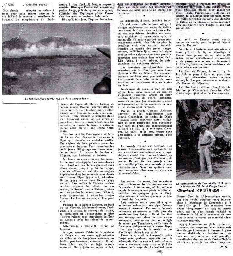 [La spécialité de...] Mécanicien aéronautique (Sujet unique) - Page 4 An68b10