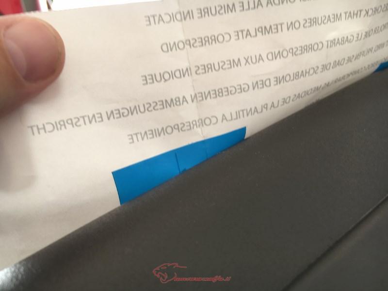 D.I.Y. Installazione schienalino morbido su bauletto GiVi Trekker.  Img_4013