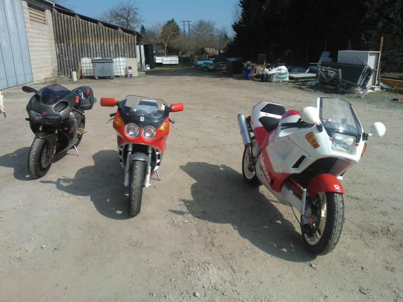 bourse motos à Niort 2016 ce week end Bimota10