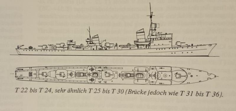 Torpedoboote T24 - HELLER - 1/400 Dsc_0333