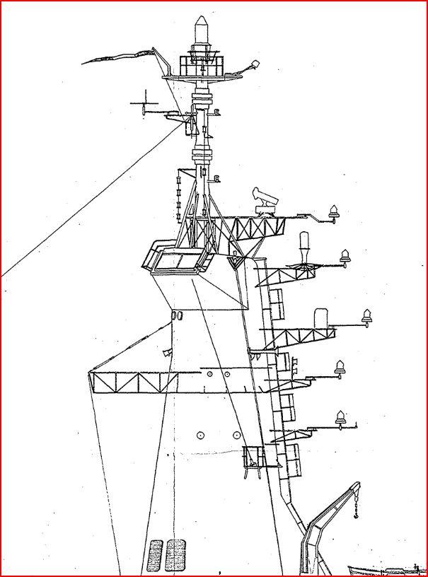 Frégate lance-engins SUFFREN - HELLER - 1/400 - Page 2 Myt10