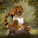 Nadeshiko Souma(WIP) Tiger10