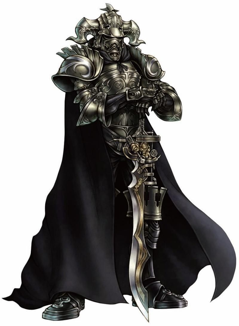[Final Fantasy Dissidia][Judge Gabranth] Gabran11