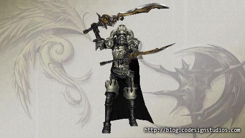 [Final Fantasy Dissidia][Judge Gabranth] Gabran12