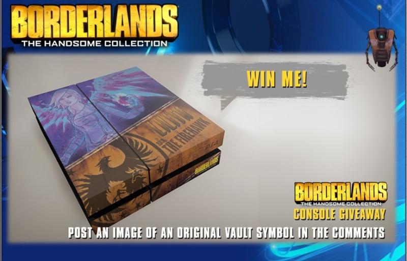 PLAYSTATION 4 : Edition BORDERLANDS Border11