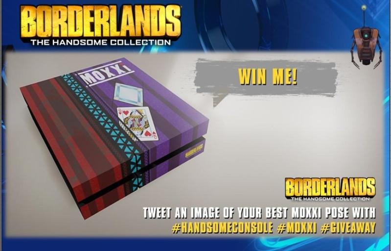 PLAYSTATION 4 : Edition BORDERLANDS Border12