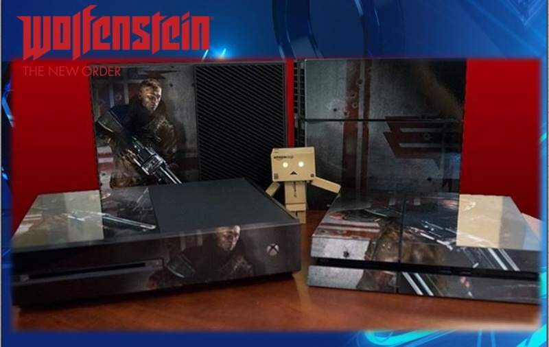 PLAYSTATION 4 : Edition WOLFENSTEIN Wolfen11