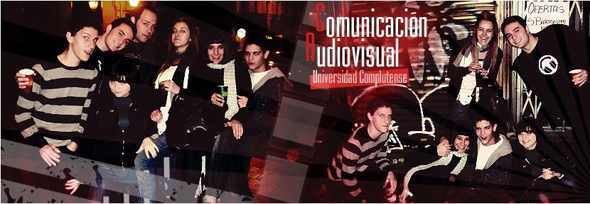 1º A Comunicacion Audiovisual UCM