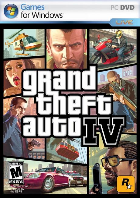 GTA 4 FUll download Pywxwi10