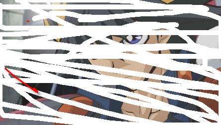 Guess The Character Comp. Yusei-10
