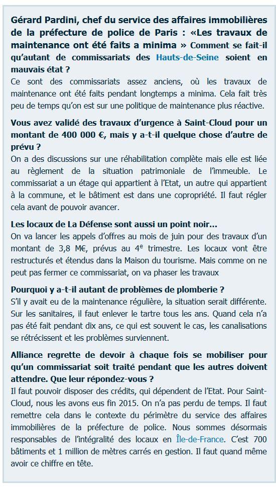 Commissariat de Boulogne-Billancourt Clipbo63