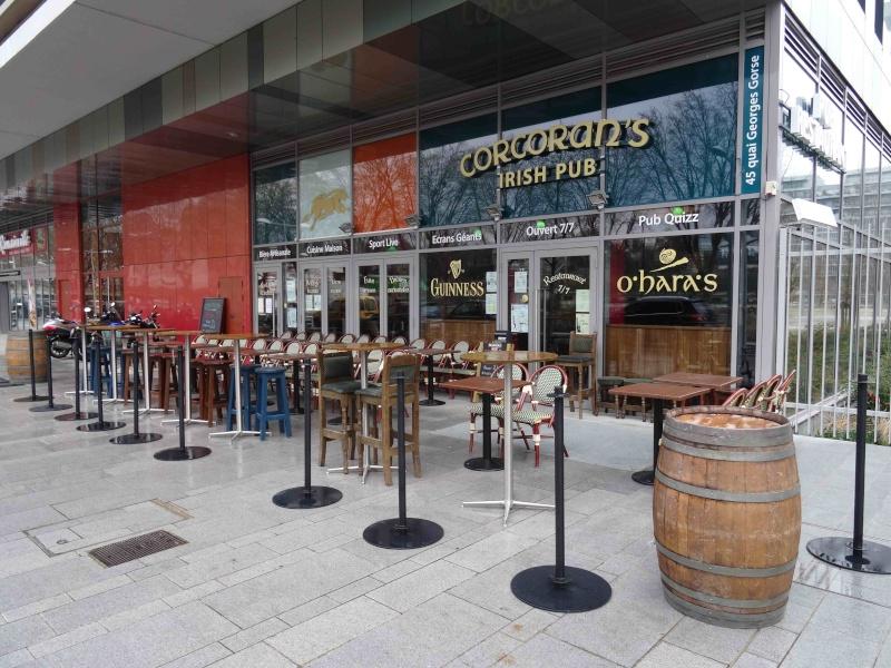 Corcoran's Irish Pub Dsc05311