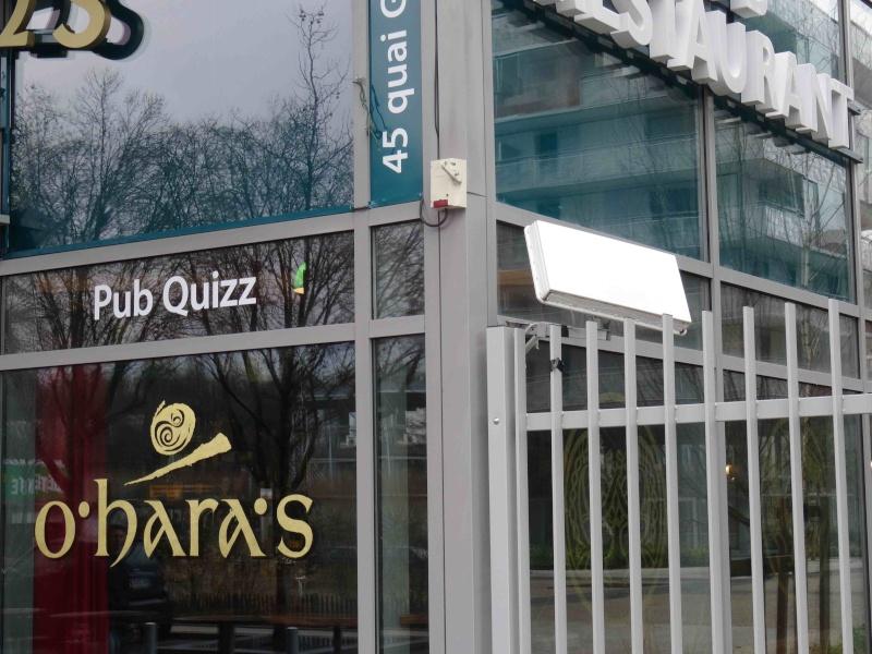 Corcoran's Irish Pub Dsc05312
