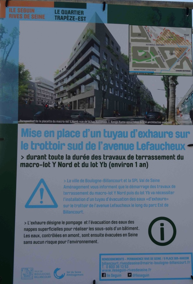 Avenue Pierre Lefaucheux Dsc05923
