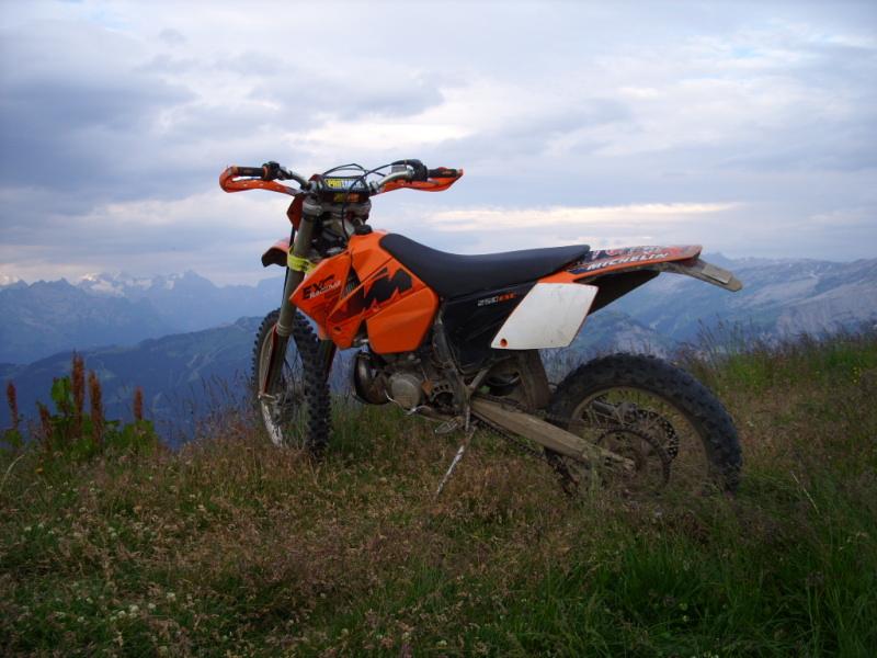 KTM 250 exc 2005 [vendue] Ss850310
