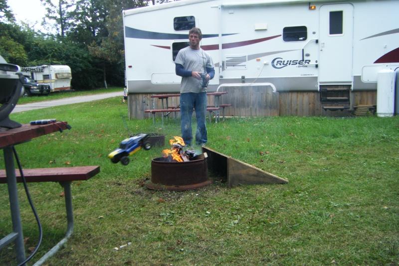 fire jumping Dscf1211