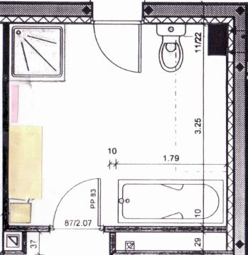 Conseils couleurs salle de bain Plan10