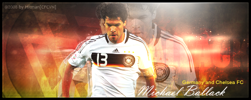 Michael Ballack & Germany Fans Club in Vietnam