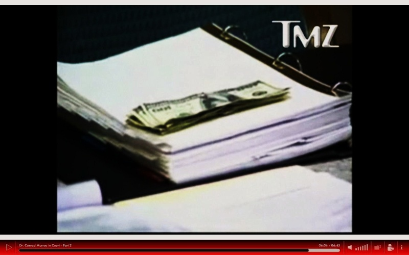 100 Dollar Billjets by conrad murray *New Photo's* Who is it.. 110