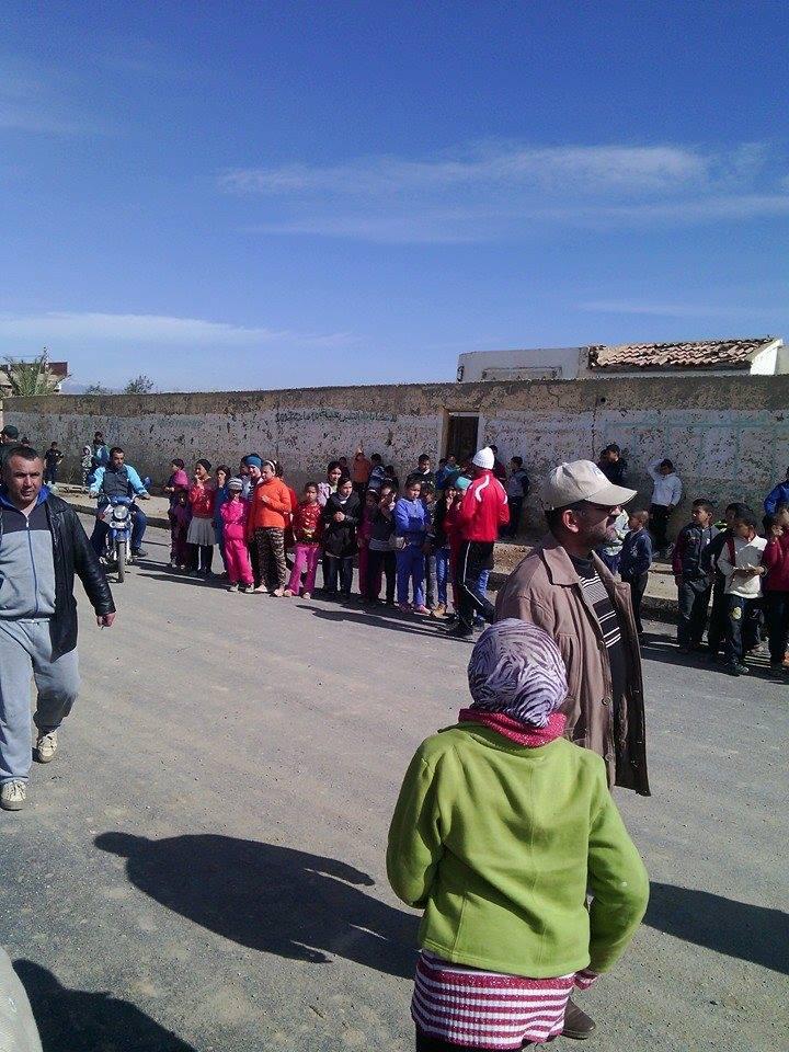 entré - campagne de reboisement entre la circonscription des forets djendel et Fcwad Ain Defla.  14550311