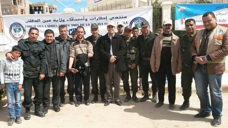 entré - campagne de reboisement entre la circonscription des forets djendel et Fcwad Ain Defla.  14974512