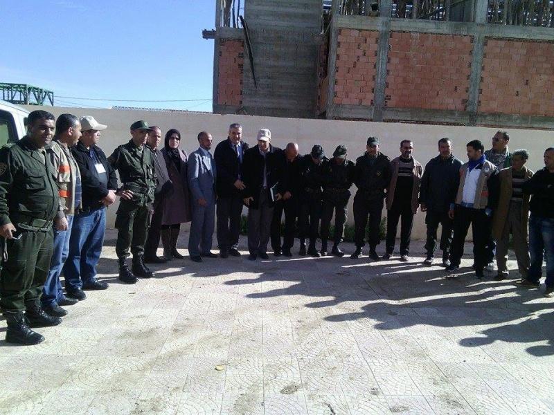 entré - campagne de reboisement entre la circonscription des forets djendel et Fcwad Ain Defla.  19144912
