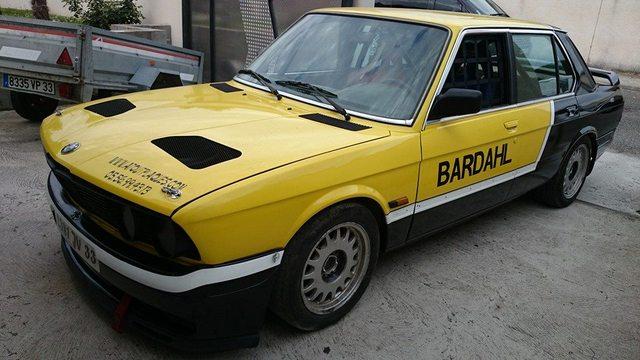 bmw  drift ...  ( BARDAHL )  98409712