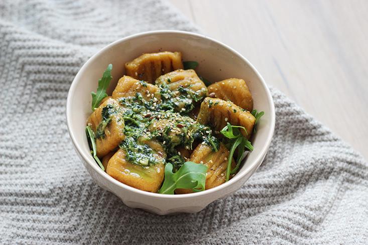 Recettes végétariennes, végétaliennes, sans gluten et tout le toutim - Page 17 Gnocch10