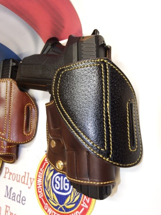 "HOLSTER CUIR  port civil : ""le 127"" by SLYE  Dscf3650"