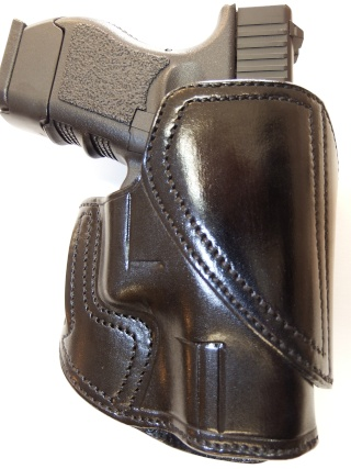 "HOLSTER CUIR  port civil : ""le 127"" by SLYE  Dscf3723"