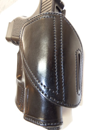 "HOLSTER CUIR  port civil : ""le 127"" by SLYE  Dscf3724"