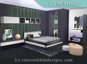 Спальни, кровати (модерн) - Страница 2 Image137