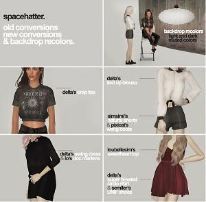 Повседневная одежда (юбки, брюки, шорты) - Страница 5 Image190