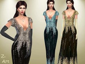 Формальная одежда, свадебные наряды - Страница 4 Image264