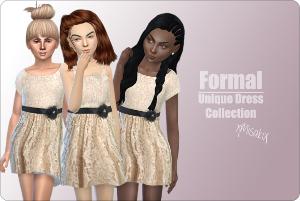 Для детей (формальная одежда) Image313