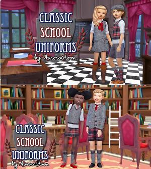 Для детей (униформа) Image43