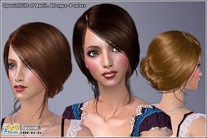 Женские прически (короткие волосы, стрижки) - Страница 4 Image56