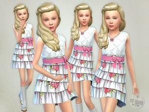Для детей (платья, туники, комлекты с юбками) Mts_es26