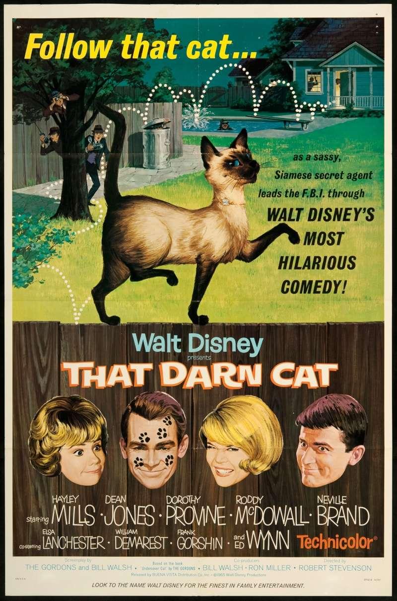 Taj Prokleti Mačor (That Darn Cat) (1965) 366910