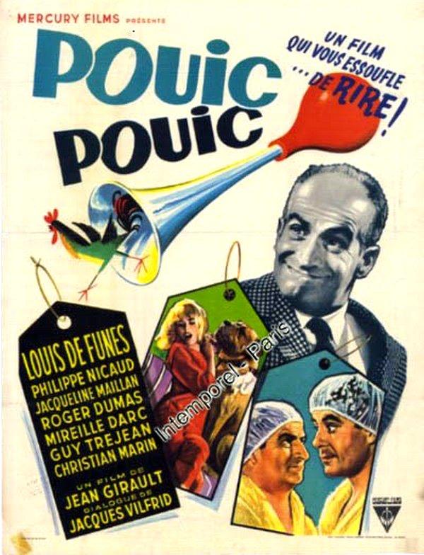 Piju Piju (Pouic Pouic) (1963) 7048910