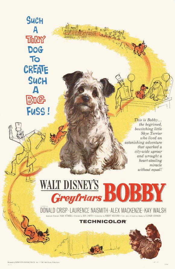 Bobi iz Greyfriarsa - Istinita Priča o Psu (Greyfriars Bobby - The True Story of a Dog) (1961) Greyfr10