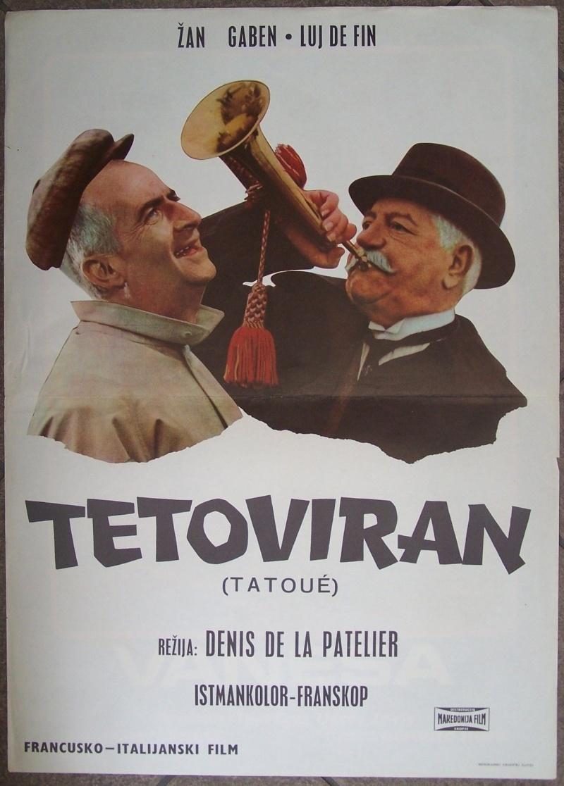 Tetovirani (Le Tatoué) (1968) S-l16010