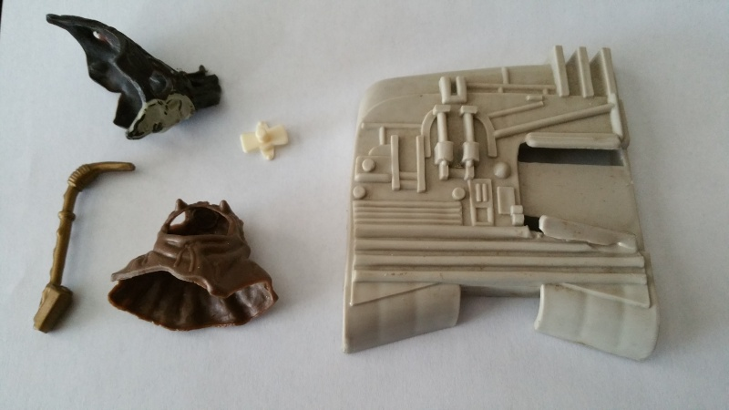 FS: POCH Fett / Ledy MOC / Over 300 Weapons and Accessories 20160221