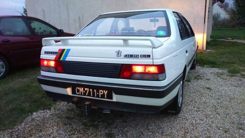 [GL + Husky-28] Peugeot 405 GL et Husky et autre discussion - Page 20 12744610