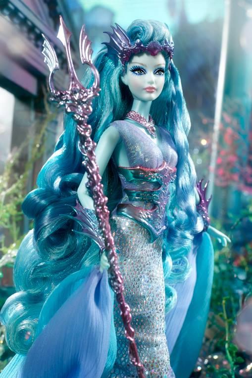 Barbie 2016 ... les sirènes  12705410