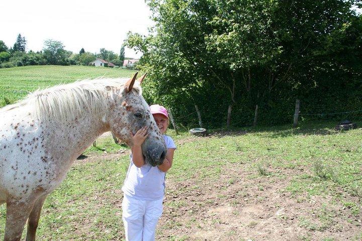 CONCOURS PHOTOS : le cheval et l'enfant - HOMMAGE !! - Page 2 58679_10